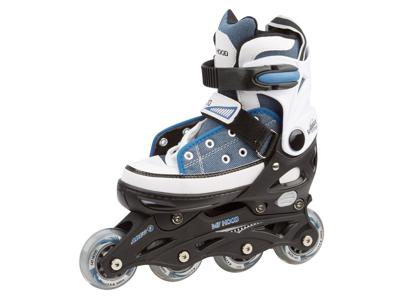 My Hood Canvas Rollers inliners rulleskøjter - Blå