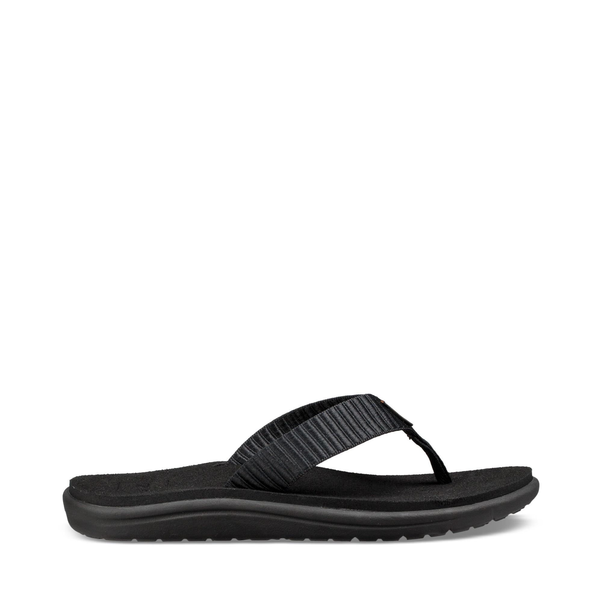 Teva W Voya Flip - Sandal til dame - Sort | Shoes and overlays