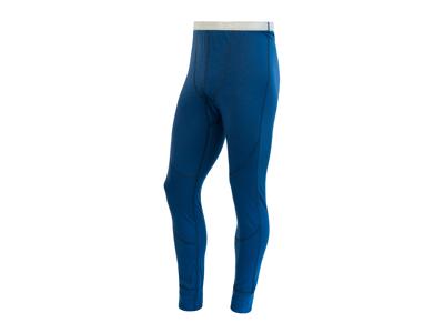 Sensor Merino Air Pants - Ullunderbyxor med långa ben - Män - Blå - Str. L