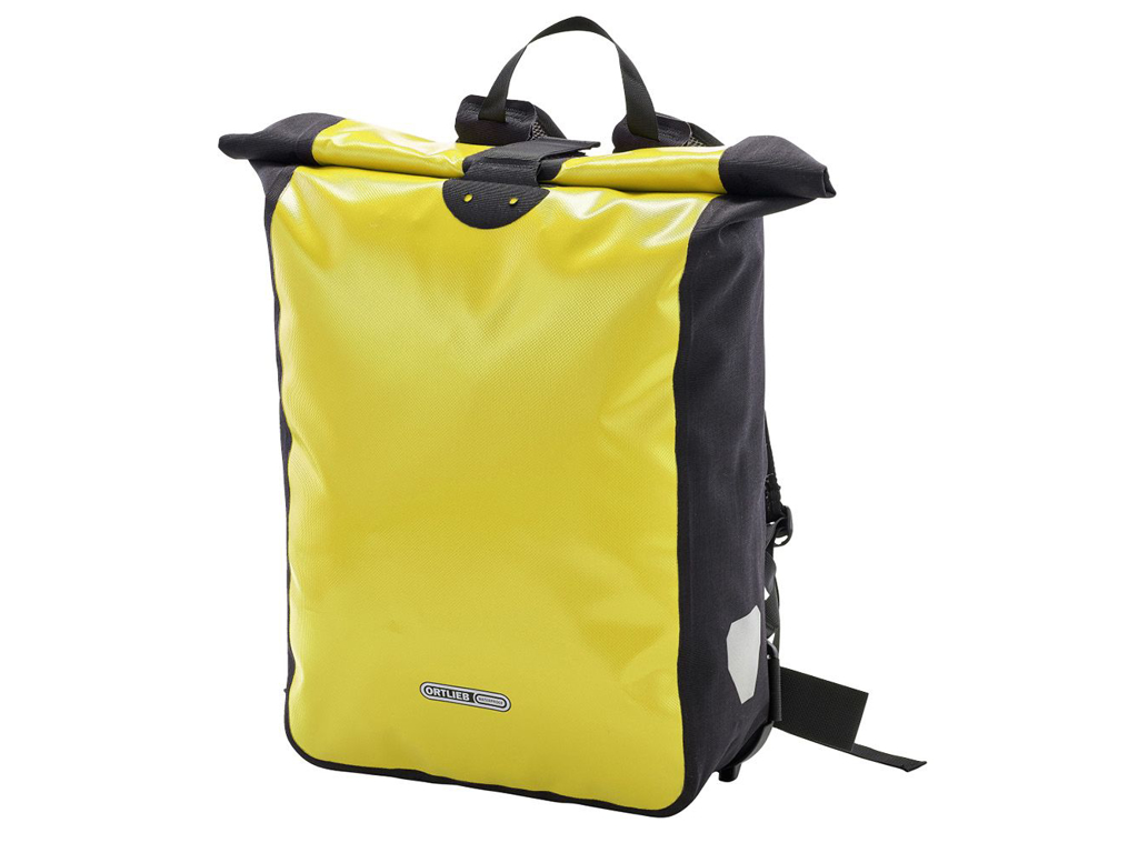 Image of   Ortlieb - Messenger bag - Gul/Sort 39 liter
