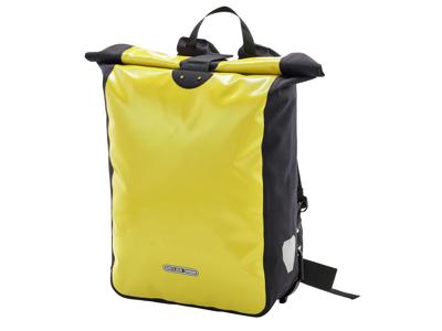 Ortlieb - Messenger bag - Gul/Svart 39 liter