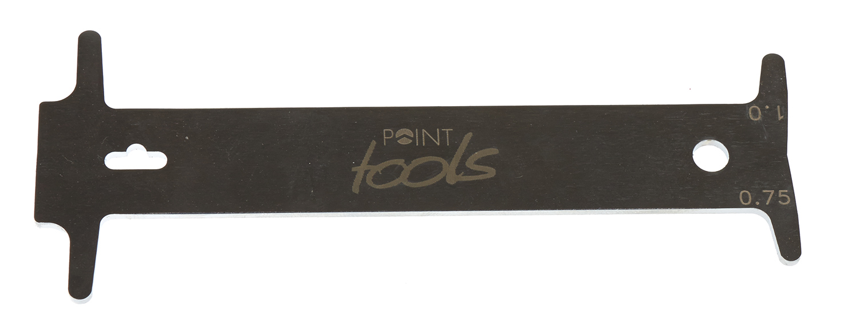 Kædemåler Point - måler slitage på kæden | Chain Tool