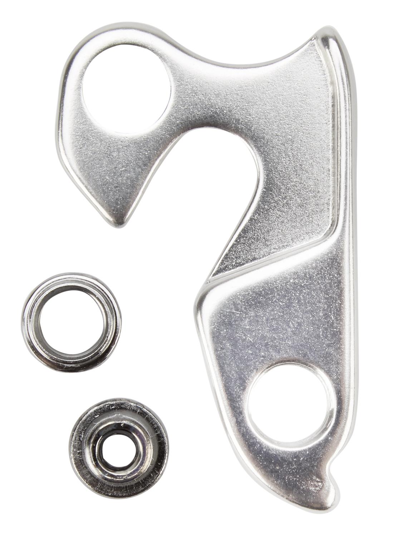 Geardrop type GH-022 - Sølv | Derailleur hanger
