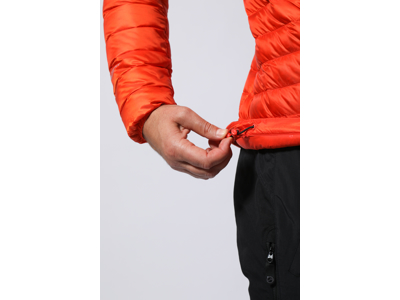 Montane Future Lite Hoodie - Down Jacket - Män - Orange
