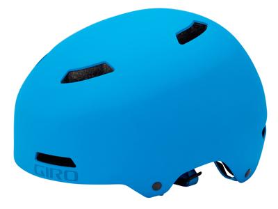 Cykelhjelm Giro Quarter - Mat blå