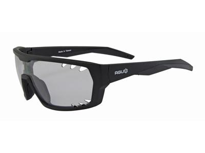 AGU Beam - Sport- och cykelglasögon med fotokromatiska linser - Svarta