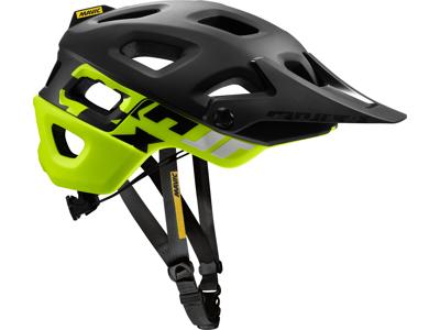 Mavic Crossmax Pro - MTB hjelm - Sort/neongul