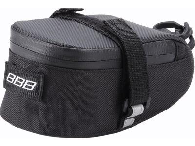 BBB - EasyPack S - Sadeltaske med velcro - Vandtæt - Sort