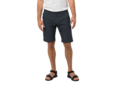 Jack Wolfskin Desert Valley Shorts - Herre - Sort