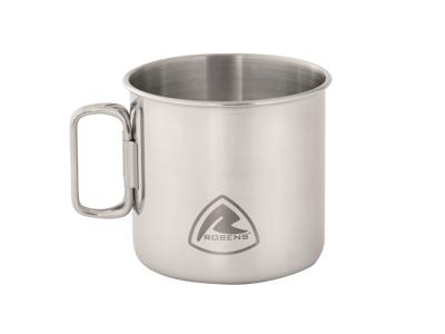 Robens Pike - Stålkrus - Sølv