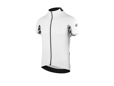 Assos Mille GT Short Sleeve Jersey - Cykeltrøje - Hvid