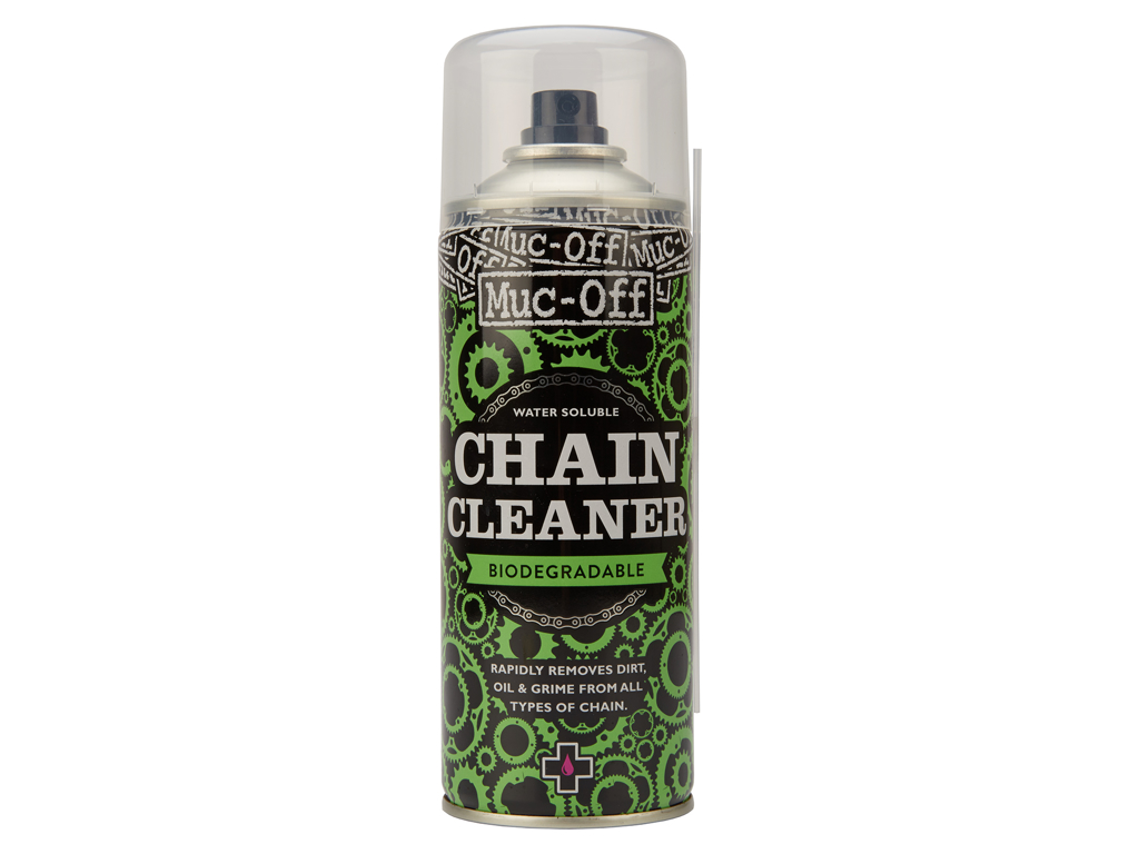 Image of   Muc-Off Chain cleaner - 400 ml kæderens på spray