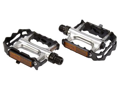 Atredo - Pedal - MTB - alu/sølv - VP 196
