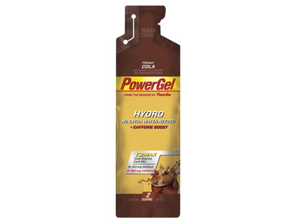 Powerbar PowerGel Hydro - Cola Koffein boost - 67 ml thumbnail