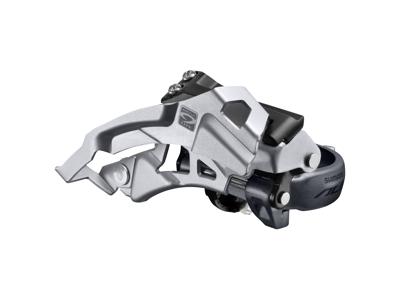Shimano Alivio - Forskifter FD-M4000 - 3x9 gear Trekking Low clamp med bånd 28,6-34,9mm