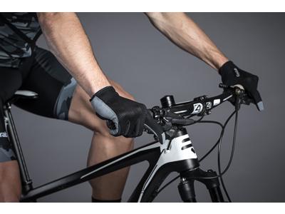 GripGrab 1043 Shark - Cykelhandsker til MTB - Sort - Lang