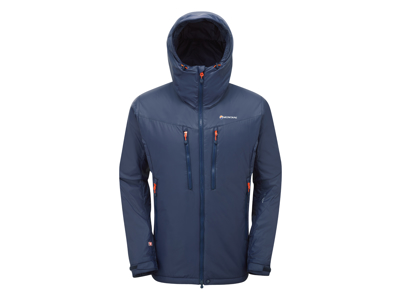 Montane Flux Jacket - Fiberjakke - Herre - Blå
