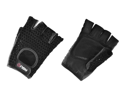 AGU Gloves Essential - Cykelhandske - Svart - Str. L