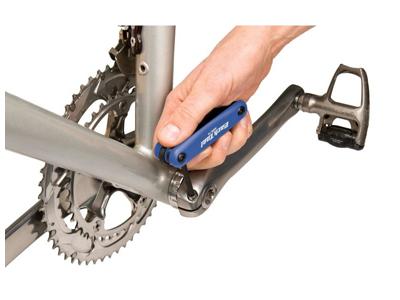 Unbrachosæt Park Tool AWS-10C  med 1,5 - 6 mm hoved