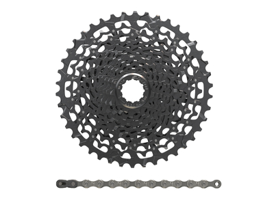 Sram sampak - 11 gear - PG-1130 11-42T kassette - PC-1110