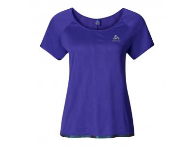 Odlo - Yotta - Løbe t-shirt - Dame - Lilla - Str. S