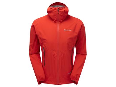 Montane Minimus Stretch Ultra Jacket - Skaljakke Mand - Rød