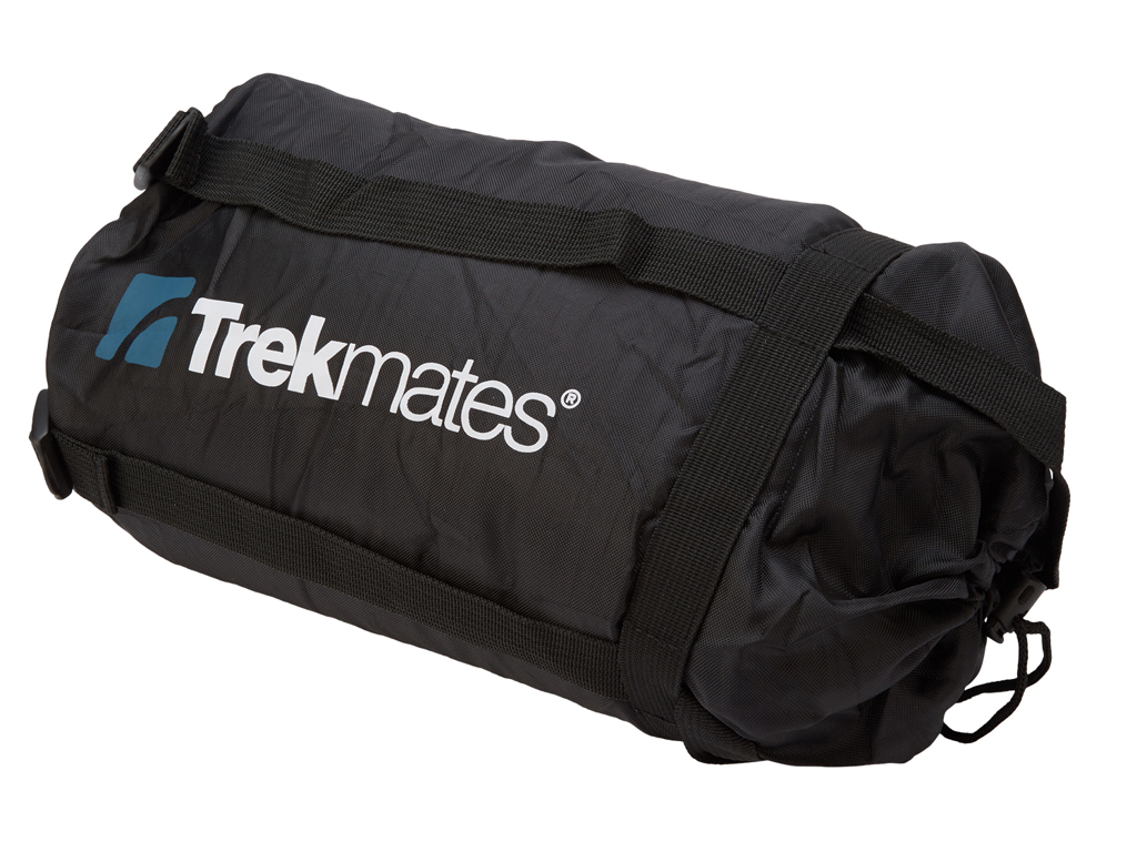 Trekmates Compression Bag 8L - sort thumbnail
