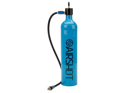 Airshot - Pumpe til tubeless dæk