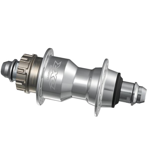 Shimano DXR - Bagnav til 36 eger huller - 112mm aksel | Hubs