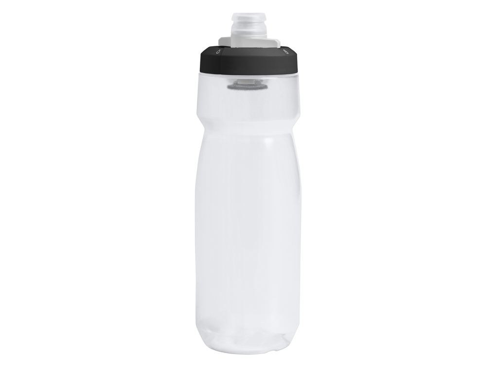 Image of   Camelbak Podium - Drikkedunk 710 ml - Klar/Sort - 100% BPA fri