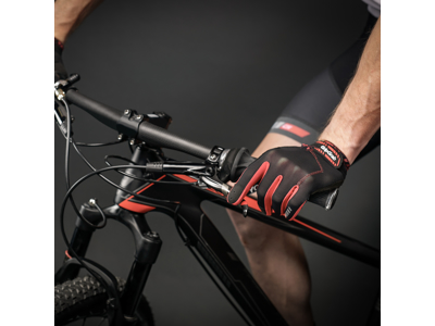 Cykelhandsker med lange fingre GripGrab SuperGel XC