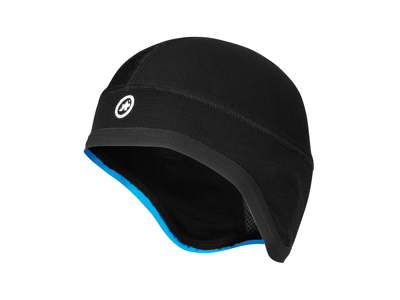 Assos Cap Winter - Hjelmhue - Sort