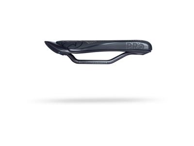 PRO - Sadel Aerofuel Hr. - Carbon rails - Sort - 142mm bred