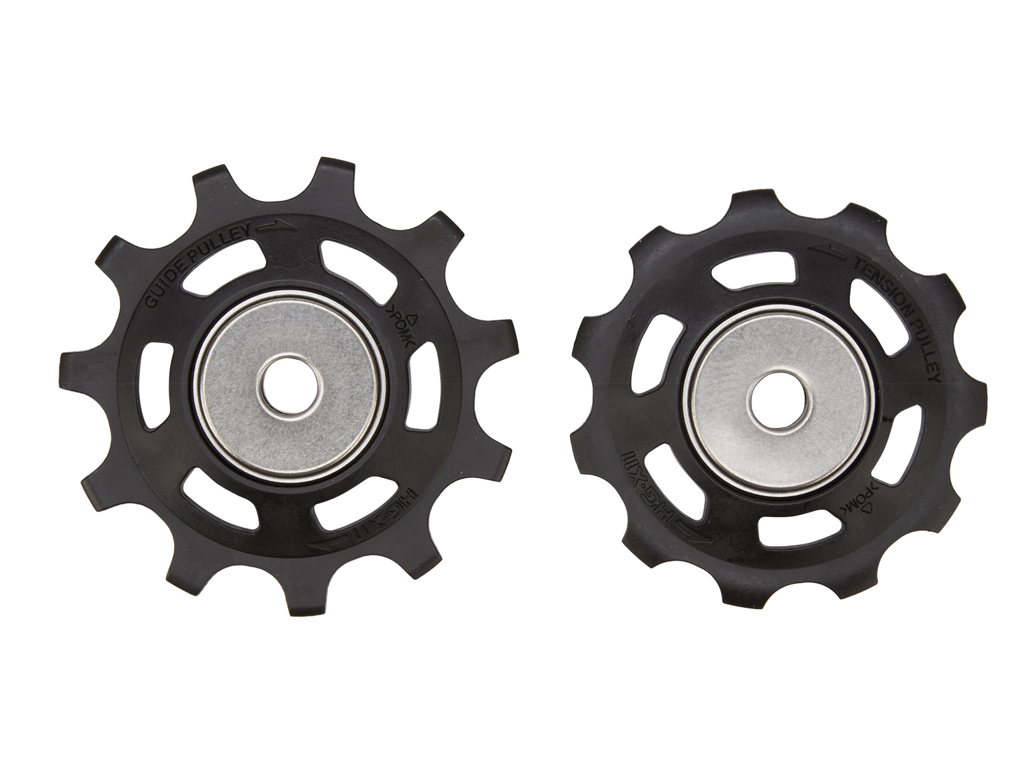 Image of   Shimano XTR M9000 - Pulleyhjul sæt - 2 stk. - 11 tands