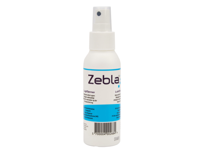 Zebla Luktborttagare 100 ml