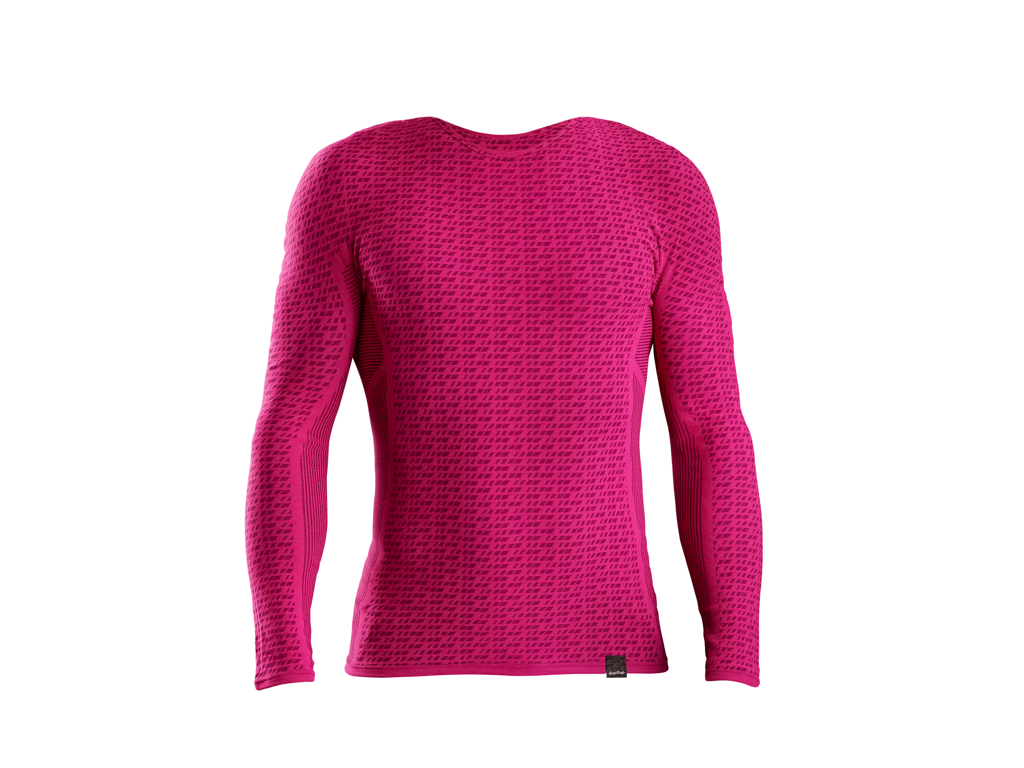 Image of   GripGrab Freedom Seamless Thermal Base Layer - Svedundertrøje - Pink - Str. L/XL