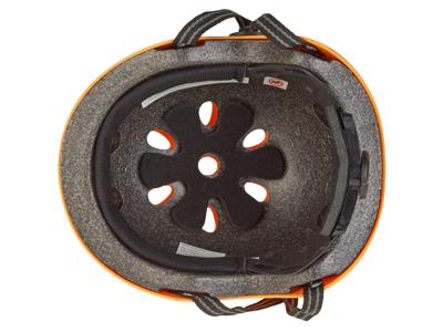 Micro Mini Cykelhjelm - Str. 53-58cm - Skater - Orange mat