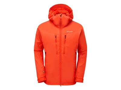 Montane Flux Jacket - Fiberjacka - Män - Orange