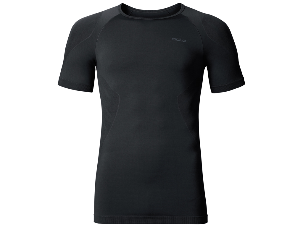 Image of   Odlo herre shirt - EVOLUTION LIGHT - Sort - Str. S
