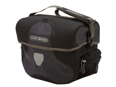 Ortlieb Ultimate 6 Plus Granite - Grå/sort - 8,5 liter