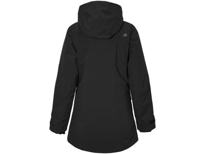 Didriksons Alta Womens Jacket - Damejakke - Sort