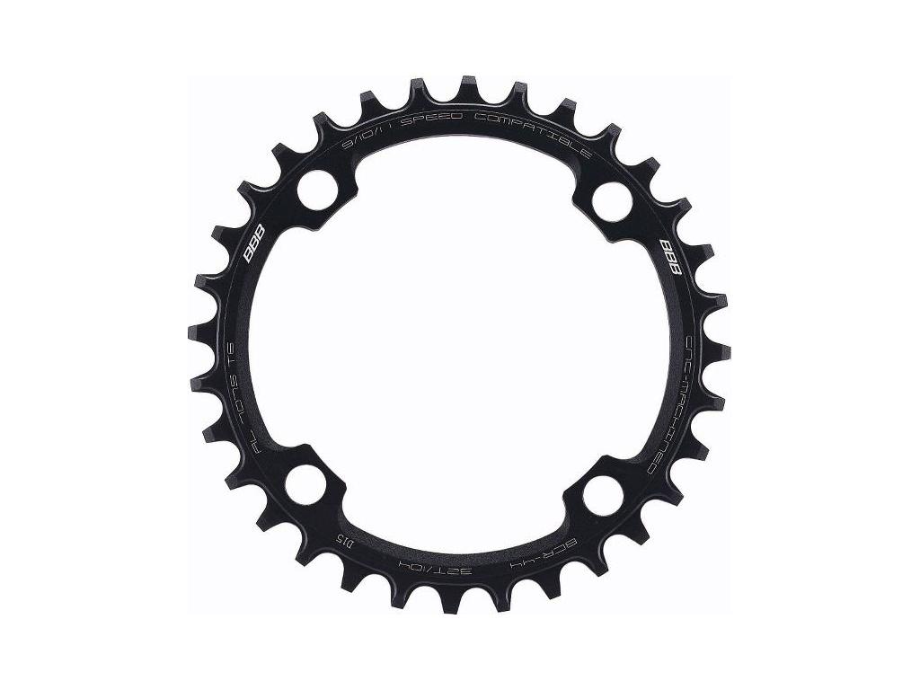 BBB klinge MTB gear - 1 x 9/10/11 gear - ø104 mm