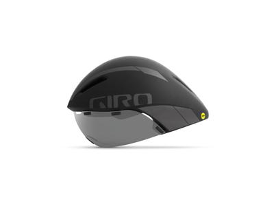 Giro Aerohead Mips - Enkeltstartshjelm - Sort