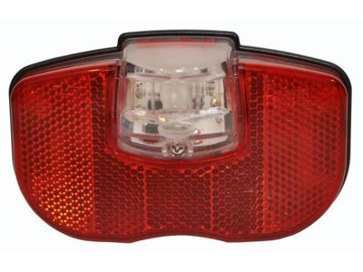 Smart Standlight - Dynamolygte til bagagebærer med kondensator