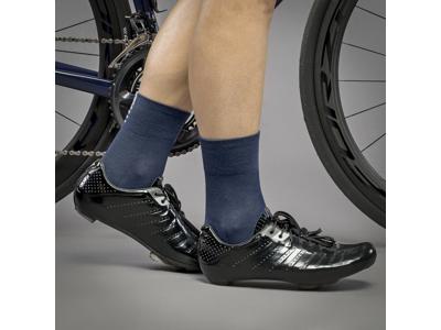GripGrab Merino Lightweight Sock SL 3015 - Cykelstrømpe - Navy