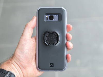 Quad Lock - Poncho cover - Til Samsung S8 Plus