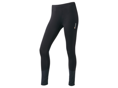 Montane Womens Trail Series Long Tights - Running Tights - Kvinnor - Svart