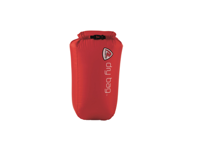Robens - Vattentät dry bag - 13 liter - Röd