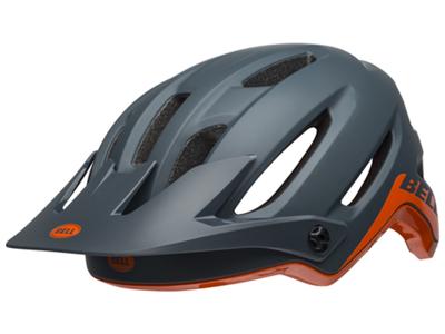 Bell 4Forty Mips - Cykelhjelm - Mat-Glans Grå/Orange
