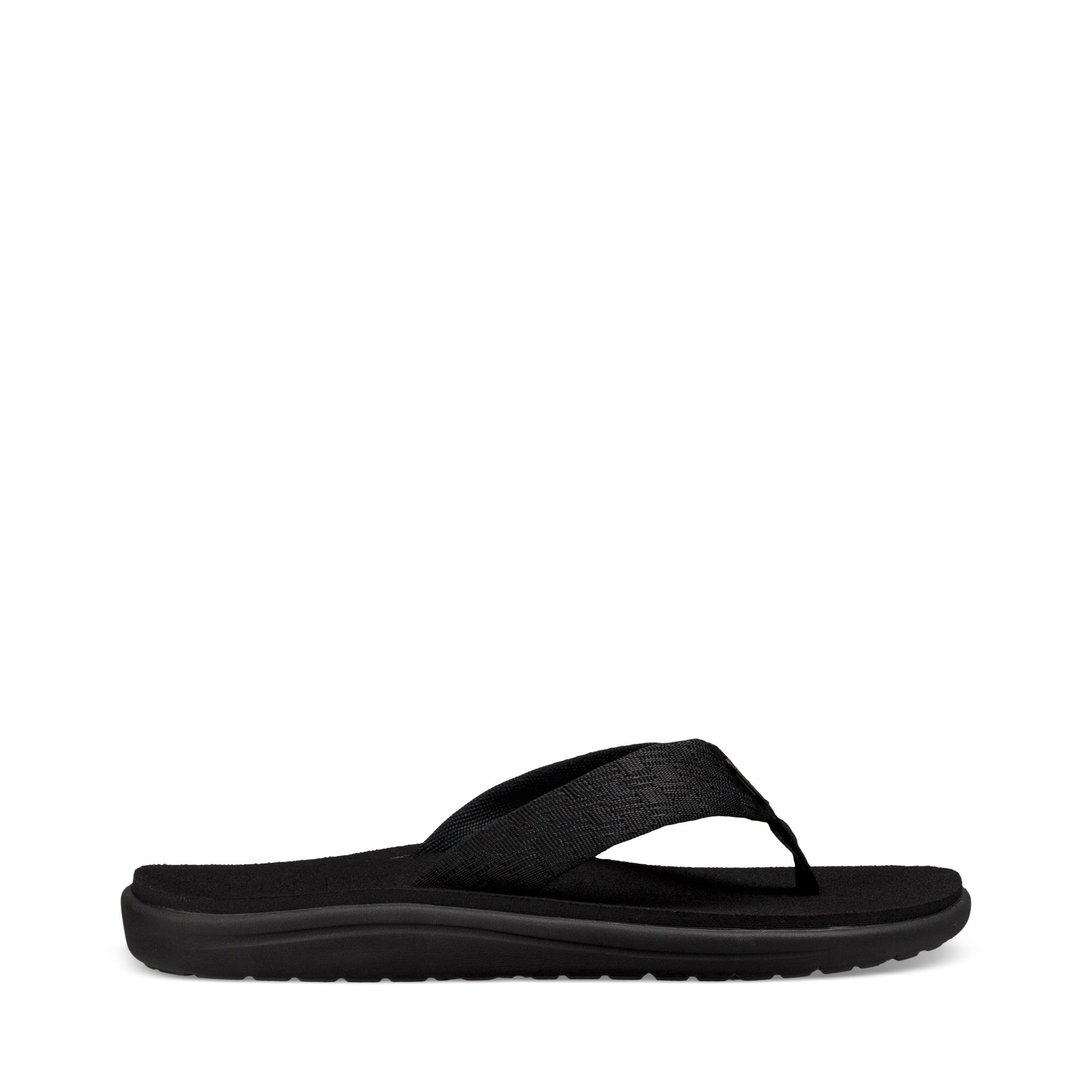 Teva M Voya Flip - Sandal til mænd - Sort | Shoes and overlays